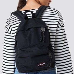 Vintage Eastpak Orbit Mini Backpack in Black